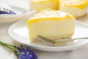 Mousse de queso